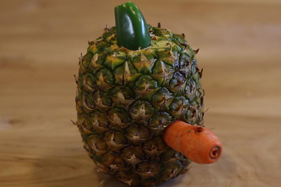 Pineapple Smoking Pipe