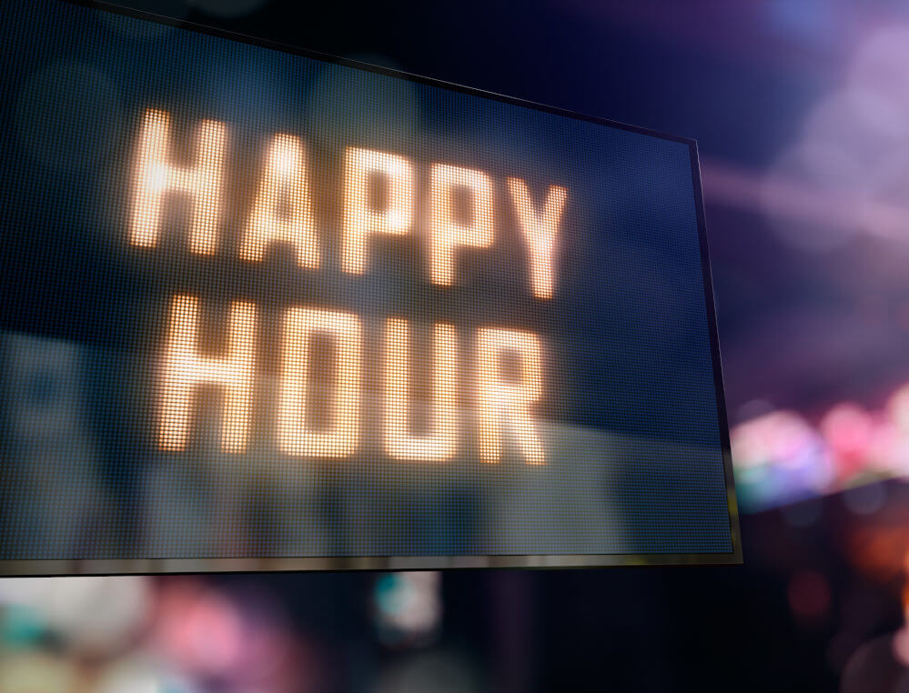 Happy Hour Cannabis Special