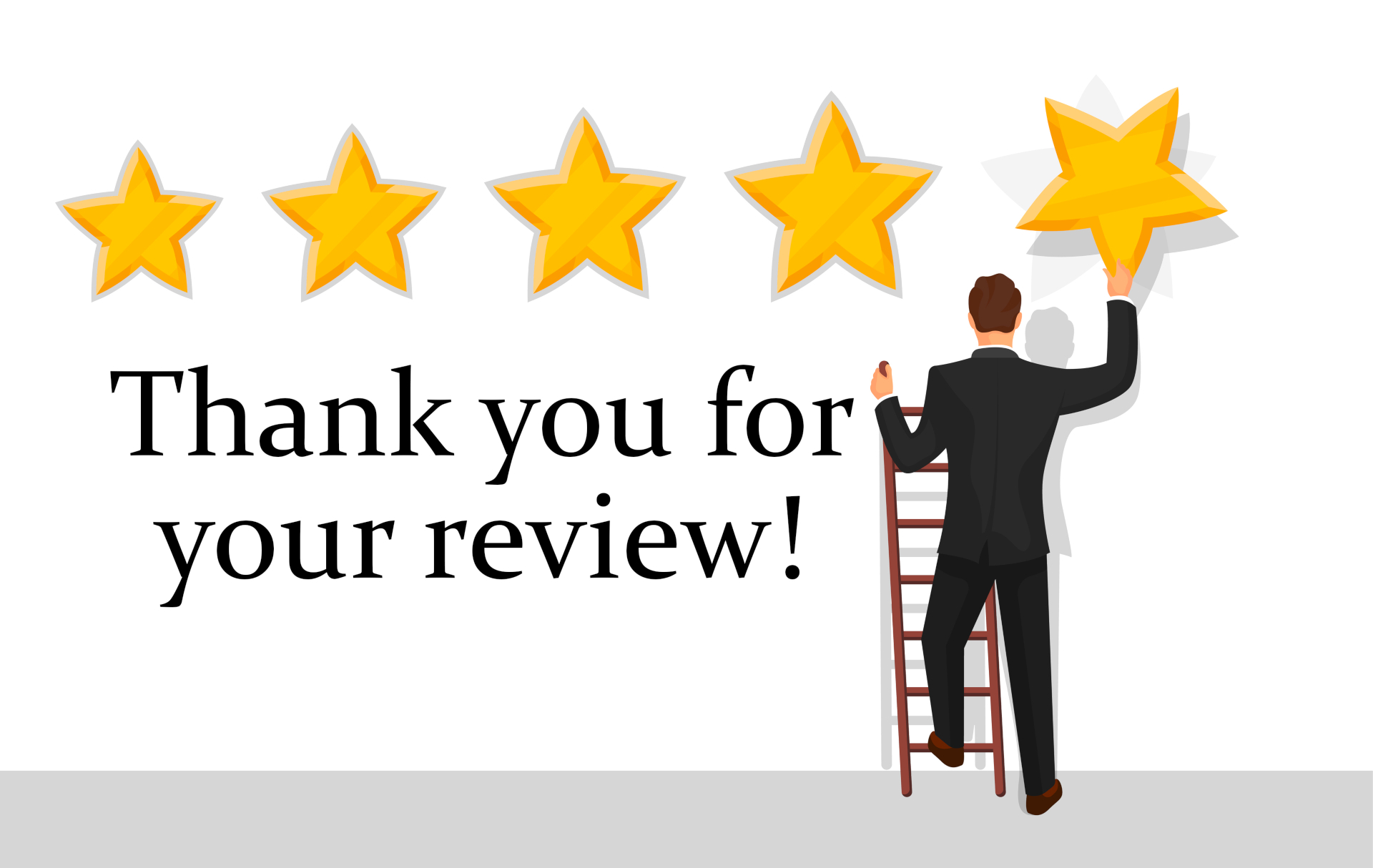 Thank you for your review