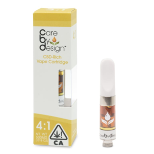Diamond Extracts Clear Cartridge